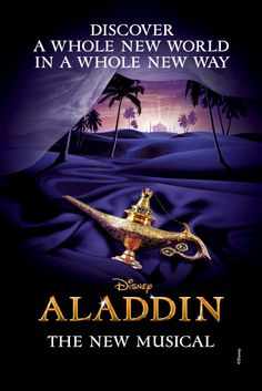 Aladdin: The Musical.