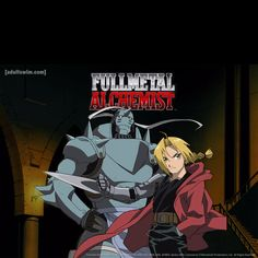 The Elric Brothers <3 Fullmetal Alchemist <3