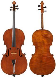 1790 John Betts Cello