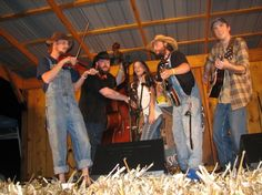 """2006 - The Hillbilly Gypsies with """"Skeet Whistletooth"""""""