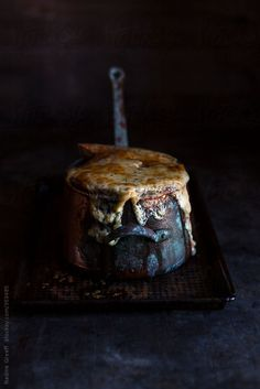 French Onion Soup Food Photography by NadineGreeff | Stocksy United