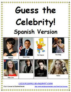Play this fun speaking game in your beginner and intermediate level Spanish classes to practice adjectives for describing people! High School Spanish, Ap Spanish, Spanish Teacher, How To Speak Spanish, Spanish Games, Spanish Online, Learn Spanish, Spanish Classroom Activities, Spanish Teaching Resources