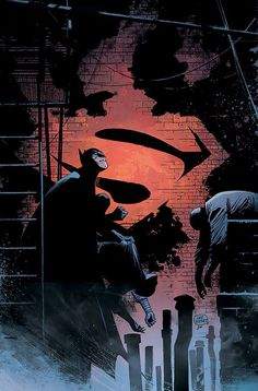 Batman by Lee Weeks - Art Vault