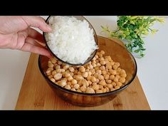 - YouTube Lentil Recipes, Bean Recipes, Kitchen Recipes, Cooking Recipes, Healthy Recipes, Cheap Meals, Easy Meals, Mezze, Arabic Food