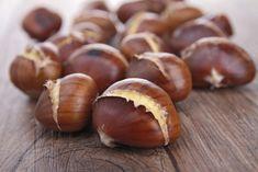 Amarántos gesztenyegolyók Carne, Onion, Garlic, Vitamins, Vegetables, Food, Php, Onions, Essen