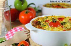 A en croire le ciel, l'été semble loin... A en voir mon assiette, un seul coup de fourchette me sépare du soleil! Je vous propose aujourd'hui cette recette de Clafoutis aux Courgettes, Tomates et Mozzarella pour ensoleiller vos assiettes. J'ai réalisé...