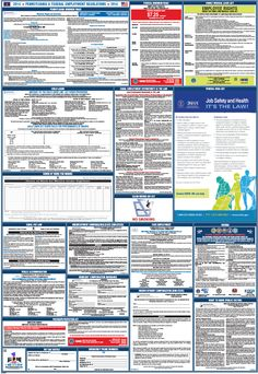 Alaska// Federal Combination Labor Law Posters