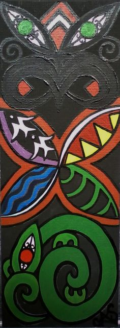 """ATAFA/KOROWAI"" Sorry not for sale (Frigate Bird / Maori Cloak) ~ motivated by experiences of my blended, multi-cultu. Samoan Designs, Maori Art, Teaching Ideas, Artworks, Graduation, Kids Rugs, Symbols, Bird, Gallery"