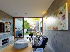 The Terraced House by Shaun Lockyer Architects (12)