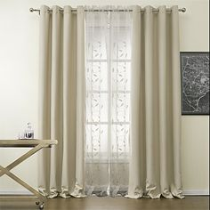 Recently, both in a big city or rural area, some people prefer to have a minimalist house concept. This idea is simply becoming so popular since Dark Curtains, Double Rod Curtains, Cheap Curtains, Blackout Curtains, Window Curtains, Minimalist Window, Minimalist Room, Living Room Windows, Living Room Decor