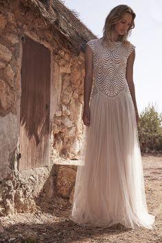 Bridal Week : Margaux Tardits - Collection 2017 - Le Wedding magazine