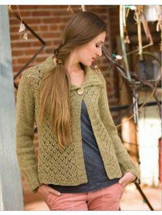 Brise-Soleil Cardigan | InterweaveStore.com