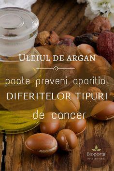 Stiati ca.. Uleiul de argan poate preveni aparitia diferitelor tipuri de cancer Cots