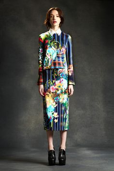 Clover Canyon | Fall 2014 Ready-to-Wear Collection | Style.com