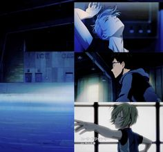 Yuri!!! on Ice- We'll this looks like a thing I'm going to have to watch...