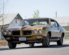 1970 Pontiac GTO The Judge