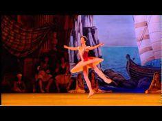 Le Corsaire pas de deux - Svetlana Lunkina and Ruslan Skvortsov