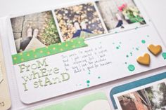 week 18 by Antilight at @Studio_Calico - love this idea....from where I stand.