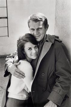 steve mcqueen and natalie wood - Love with the Proper Stranger (1963) Amores con un Estraño (1963)