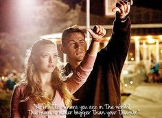 I absolutely love this quote from the movie and book. Dear John, by Nicholas Sparks. SO TRUE :) ITS CUTE Cher John Film, Dear John Movie, Nicholas Sparks Movies, Just In Case, Just For You, Bon Film, Movies And Series, Tv Series, Favorite Movie Quotes
