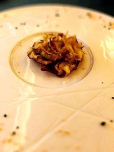 Flor de Alcachofa  #Vegetalissimo #Gastronomía #DisfrutaCantabria