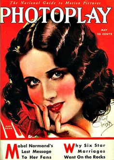 Mary Brian, Photoplay Magazine, May 1930 | Flickr - Photo Sharing!
