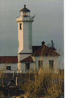 Point Wilson Lighthouse, Washington