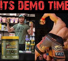 Its demo time!!! ... Meet MMA superstar @kylefrancotti at @supplementkinggp today from 1-4pm  ... FOLLOWFOLLOW  @advancedgenetics  @ agarmygirl  @agarmykitchen  . ||>-------<|| .  www.agarmy.com  Supplements  Muscle Building / Fat Burning  Pre/Intra/Post Workout Nutrition  Hormone Optmization ------------------------------- Advanced Genetics military grade bodybuilding supplements. Fully dosed formulas designed by IFBB Pro & holistic nutritionist Chris Johnson. cGMP manufactured NPN…