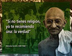 Mi religión? la verdad!