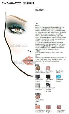 FULL ON LUST #makeup #mac M•A•C Makeup Bar, Sexy Makeup, Kiss Makeup, Face Makeup, Makeup Ideas, Makeup Tips, Beauty Makeup, Mac Looks, Mac Makeup Looks