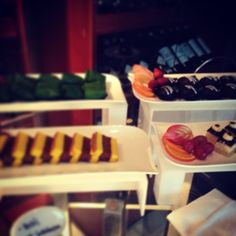 The delicious food at Holiday Inn Bandung by Instagram user misaelmalvinebenezer