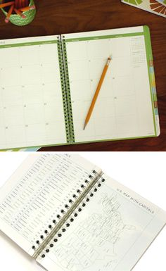 Greenroom Eco Planner from Target. Ze best! Ze best, I tell you!