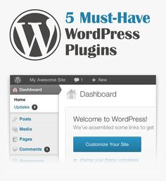 {5 Must-Have WordPress Plugins} Have you heard of Livefyre for comments?