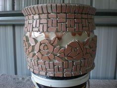 Monochromatic pot - wip 1 | Flickr - Photo Sharing!