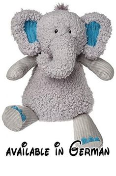 Mary Meyer 41 cm Big Echo Elephant Soft Toy by Mary Meyer. Mary Meyer 41 cm Big Echo Elephant Soft Toy #Toy #TOYS_AND_GAMES
