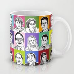 The Office Mug by turddemon - $15.00