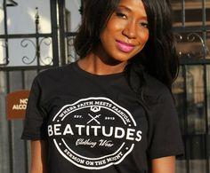 Beatitudes Logo T-Shirt