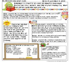 9dcd2449c54754bb697136aad34a69cb October Newsletter Templates For Teachers on