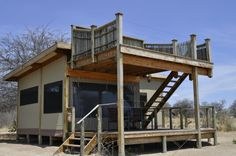 Kalahari Plains, CKGR, Botswana