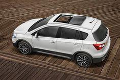 AUTO CARS,  BIKES & VEHICLES: SX4 S-Cross