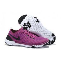 Women Nike Free 3.0 V3 Trainer Purple Black White