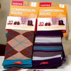 Reduce Spider Veins With Cute Compression Socks From Vim & Vigr — Plus 15% Off!