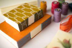 Buttonhole Stitch Journal - Carla Sonheim Presents Handmade Journals, Handmade Books, Online Art Classes, Book Journal, Journal Ideas, Book Binding, Naturally Beautiful, Book Making, How To Introduce Yourself
