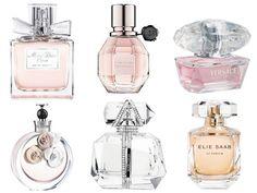Diez perfumes para novia