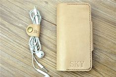 iPhone 6s Case iPhone 6s Plus Wallet Case Leather iPhone by SkyWoo