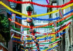 Saint Antoine Lisbonne Juin Expatrié Français Fête