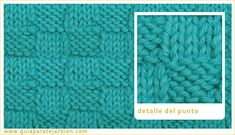Knitting Stitch Patterns, or combinations of knitting stitches, are a wonderful way to expand your knitting skills. See Knitting Terms an. Knitting Terms, Baby Knitting Patterns, Knitting Stitches, Stitch Patterns, Crochet Baby, Knit Crochet, Santa Clara, Diy Crafts, Projects