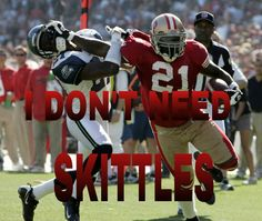 Skittles are for B's!!!
