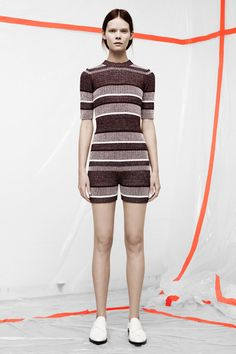 T by Alexander Wang Pre-Fall 2014 Collection Slideshow on Style.com