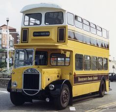 vintage bournemouth buses - Google Search                                                                                                                                                      More